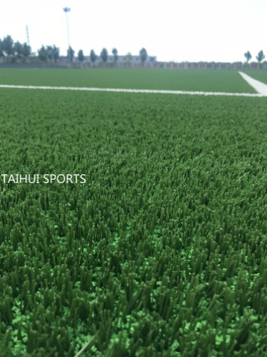 installed TPE infill granule of FIFA Quality Pro